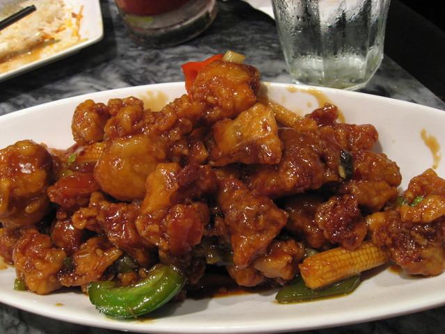 Chicken Peking