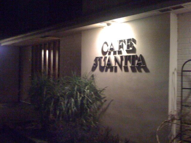 Cafe Juanita