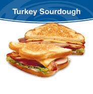 Turkey Sourdough BLT at Culver's