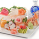 Sushi - Sashimi Plate at Rain Restaurant LLC