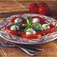 Mozzarella alla Caprese - Mozzarella alla Caprese at Romano's Macaroni Grill