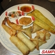 SAMPLER at Dahra Thai Restaurant