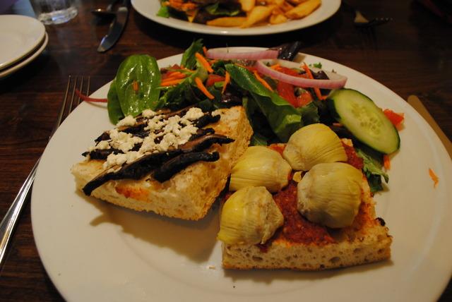 Photo of Focaccia Rosti Sandwich