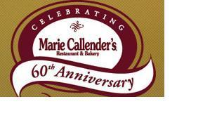 Logo at Marie Callender's