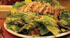 Chicken Caesar Salad at Murphey's Deli