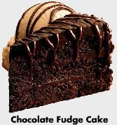 Chocolate Fudge Cake at Buffalo Wild Wings