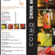 Happy Hour Menu - Restaurant Menu at Cosmo Grill & Bar