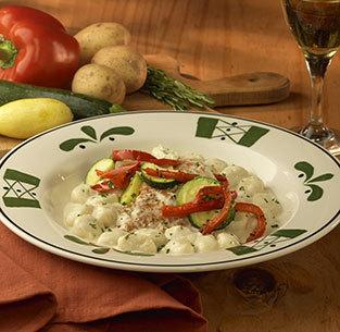Chicken & Gnocchi Veronese at Olive Garden
