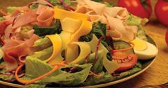 Chef Salad at Murphey's Deli