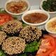 Falafel at Le Caire