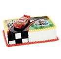 McQueen Race Scene Cake¹ at Dunkin' Donuts/Baskin Robbins