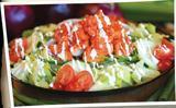 Dish at Wings & Things Restaurant