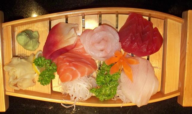 SASHIMI SUPREME BOAT at Arisu Japanese Cuisine