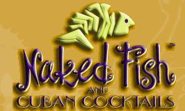 Logo at Naked Fish