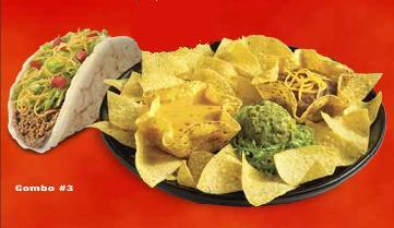 MexiDips & Chips®, Beef Muchaco® at Taco Bell