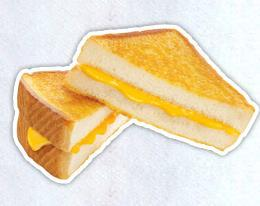 Grilled Cheese at Sonic