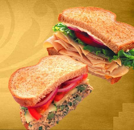 Deli Sandwiches at Einstein Bros. Bagels