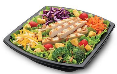 Chargrilled Chicken Garden Salad at Chick-fil-A