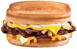Sourdough Steak Melt at Jack in the Box