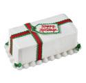 Holiday Gift Cake at Dunkin' Donuts/Baskin Robbins