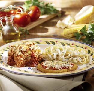 Tour of Italy at Olive Garden