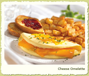 CHEESE OMELETE at Coco's