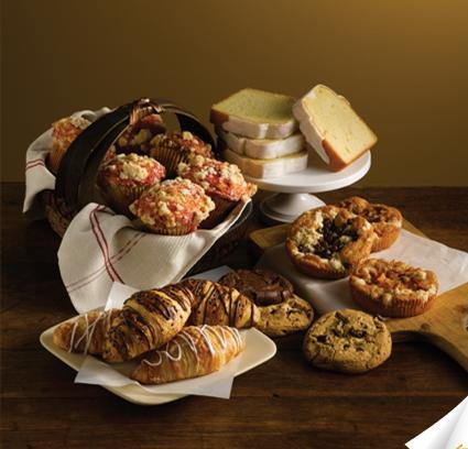 Variety Sweets at Einstein Bros. Bagels