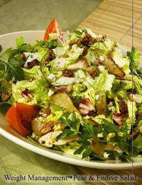 Weight Management PEAR AND ENDIVE SALAD™ at The Cheesecake Factory