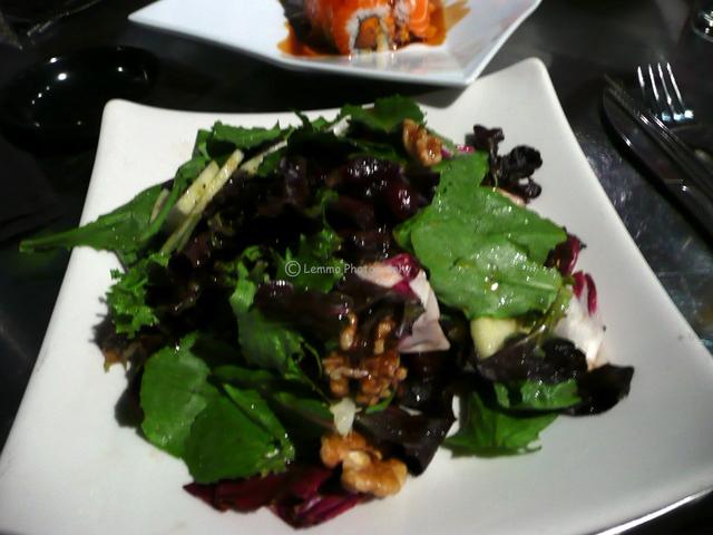 Cran-Apple Salad at XS
