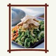 Dish at Samurai Sam's Teriyaki Grill