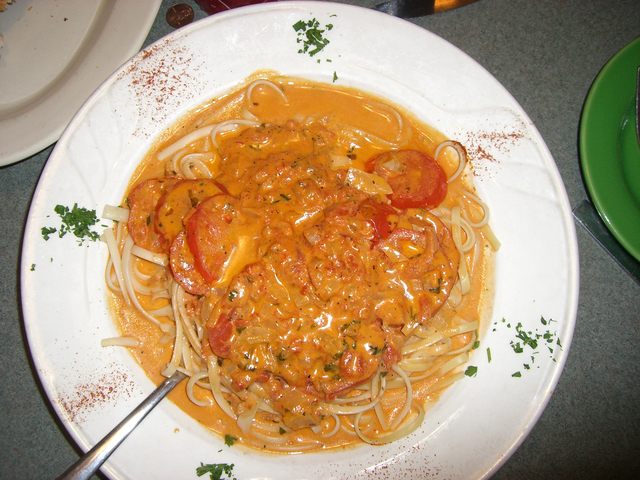 Pasta Alla Vodka ( $12.00 )