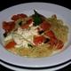 A tasty treat - Lingine Caprese at Gemelli's Ristorante