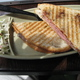 Grilled to crunchy perfection - Roast Beef with Gouda at Hi Tea