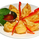 Cream Cheese Wonton or Golden Wonton at Loving Hut Vegan Cuisine