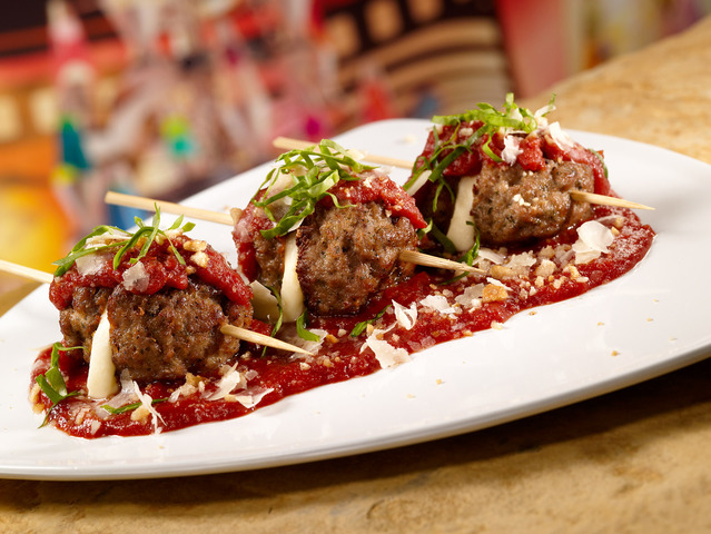 Photo of Meatball Appetizer