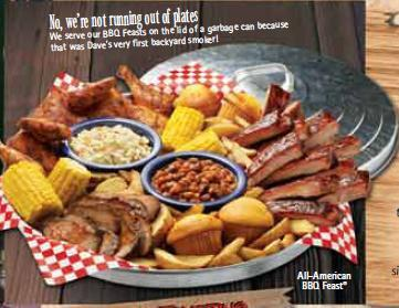 Photo of All-American BBQ Feast