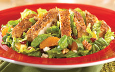 Pecan-Crusted Chicken Salad at T.G.I. Friday's