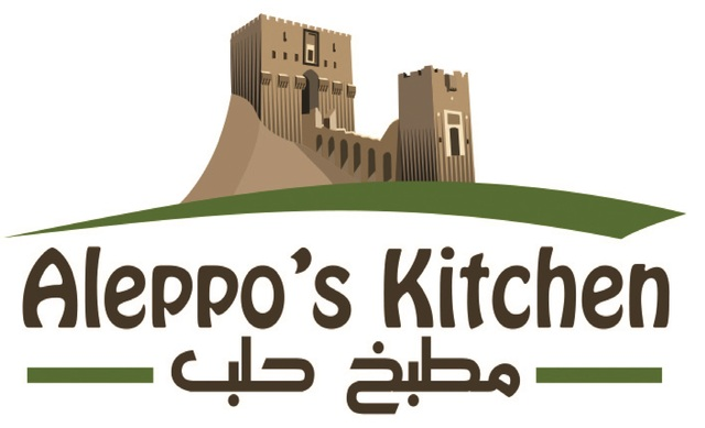 Logo at Aleppo's Kitchen