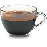 Espresso at Tully's Coffee