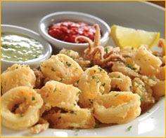 Calamari Fritti at Romano's Macaroni Grill