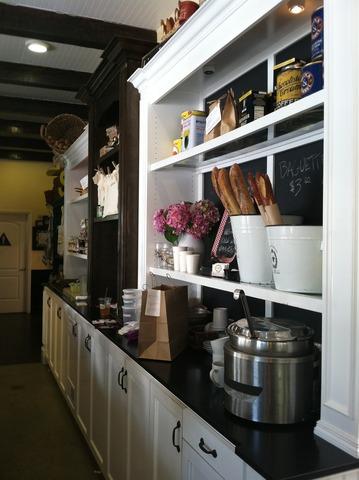 Interior at Sweet Butter Kitchen