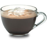Espresso Con Panna at Tully's Coffee