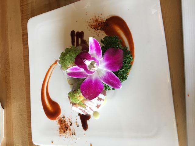sushi at Kawa Raman & Sushi