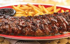 Jack Daniel's Glazed Ribs at T.G.I. Friday's