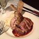 Duck breast with goat cheese mashed potatoes at Bombay Club Restaurant & Martini Bistro