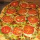 Tomatina Pesto Pomodoro Pizza - Dish at Tomatina