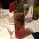 Strawberry Mojito at Bombay Club Restaurant & Martini Bistro