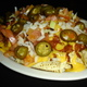 nachos at Buffalo Wings & Beer