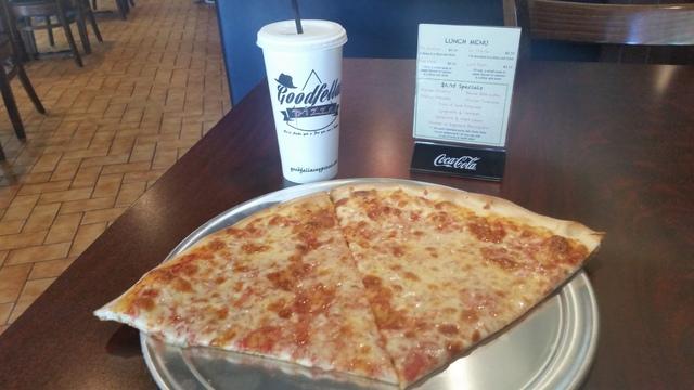 The Quickie at Goodfellas Pizza & Italian Restaurant