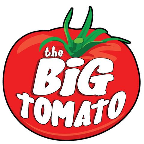 Logo at The Big Tomato